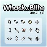 whack and blite for cursorxp by firstfooter