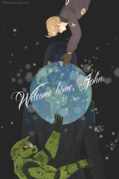 Welcome home, John. by Shinigami-Spartan