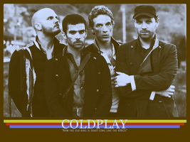 Coldplay wallpaper by marielintu