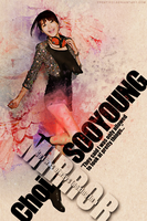 SNSD - Fun Sooyoung iPhone, iPod Touch Wallpaper by Cre4t1v31