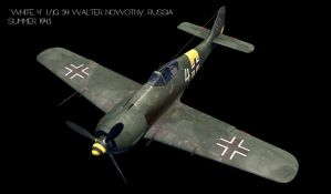 jg54 grunherz Fw-190 (UPDATED) by rOEN911