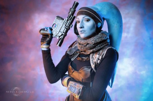 Twi'lek cosplay by Nebulaluben