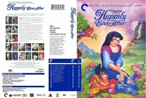 Happily Ever After Custom Criterion DVD Cover by x-manthemovieguy