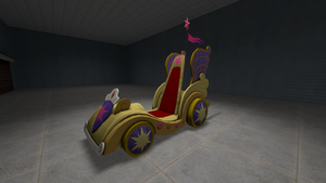 (DL)(SFM)(GMOD) Twilight's Royal Chariot by Dracagon