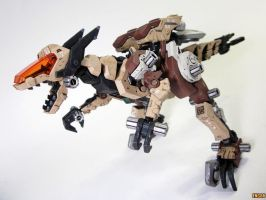 Zoid Gun Sniper Custom by enc86
