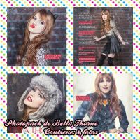 Bella Thorne Photopack by Camyloveonedirection