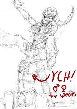 --==++ YCH Auction ++==-- by LoneWolf777