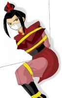 princess azula by dinabot