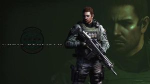 Redfield RE6 by ChrisNext