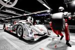 Audi 1 - 24h of Le Mans 2012 by alexisgoure
