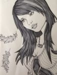 An angel named Rinoa by PolyMune