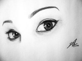 Eyes by jaZzLIn3egurll