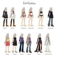 Eiri clothes refs by Golden-Hourglass