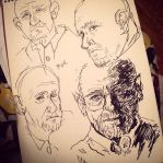 Breaking Bad Sketch Page by R-A-b-b-o-t-t