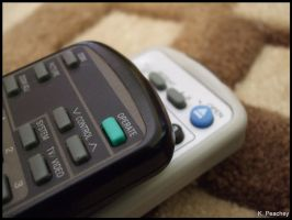Remote Control Closeup by p858snake
