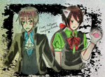 [APH] Halloween is coming~ by Jenykhuong