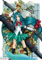Full Metal Panic by Revenant-Wings