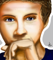 Niall Horan FanArt! by WolvenElement