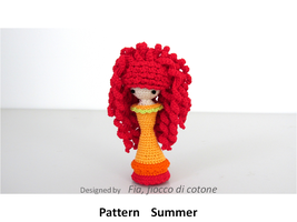 pattern Summer by cottonflake