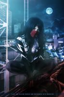 Silk IV - The Amazing Spiderman - Marvel Comics by WhiteLemon
