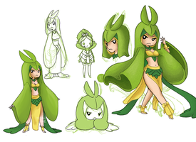 Swadloon Gal by Miyanko