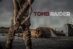 Tomb Raider Photoshoot Preview by IthinkIwasInHeaven