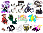 Monsters for Sale p8 (prices lowered) by blinkpen