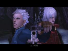 Devil May Cry 3 by mymania