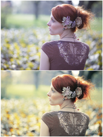 Before and after: The Garden by HayleyGuinevere