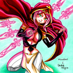 Maguilty Sense - Collab with DevilishMirajane by MonoGhost