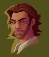 Bigby Wolf by Cheeselover4