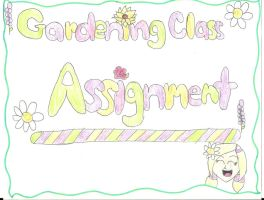 BA- Gardening Assignment 1 by preciousserenity657