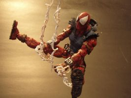 scarlet spider1 by Hiddencloud-Customs