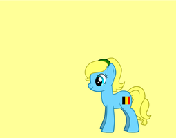 Belgium as a pony by nogirl70