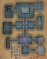 Free Dungeon Map by Sapiento