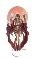 Succubus by shiprock