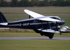 de havilland rapide G AKIF by Sceptre63