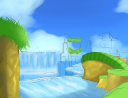 Green Hill :preview: by ss2sonic