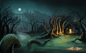 Swampland by RedCyx