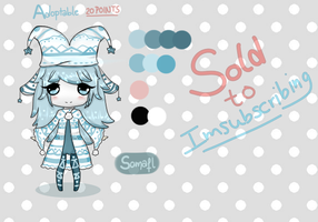 [ADOPTABLE] 20 POINTS - SOLD by Somichii