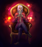 Mr. Ihaveafancychair by itami-salami
