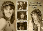 Roger in hats by lynneboreham