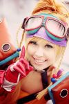 FF: Rikku smile by prechu