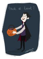 Trick or Treat? by CaptainChants