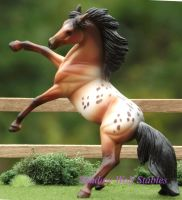 Breyer G3 Andalusian by WolfWhisper