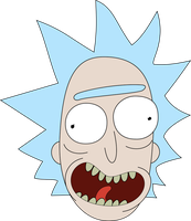 Rick Face by KushMastaFresh