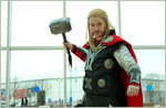 Thor 2 : The Dark World Cosplay by labrathor