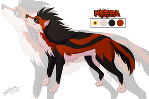 Keeba Reff sheet 2012-2013 by Kairi292