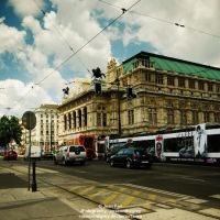 Streets of Vienna by JeanFan