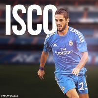 Isco by alidesignr